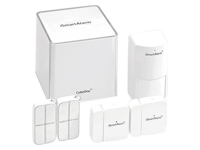 ismartalarm isa3 preferred package home security system. Black Bedroom Furniture Sets. Home Design Ideas