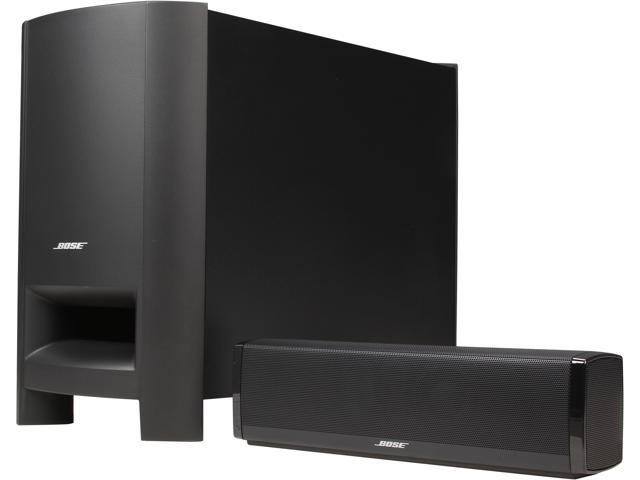 Bose cinemate 15 home theater speaker system black newegg bose cinemate 15 home theater speaker system black publicscrutiny Choice Image