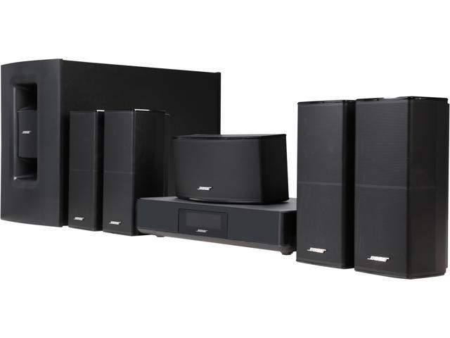 bose cinemate 520 home theater system. Black Bedroom Furniture Sets. Home Design Ideas