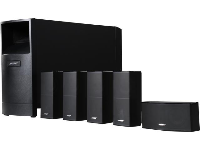 Bose Acoustimass  Series V Home Theater