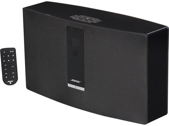 bose soundtouch 30 series iii wireless bluetooth music system black. Black Bedroom Furniture Sets. Home Design Ideas