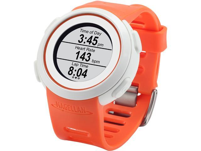 Magellan TW0102SGHNA Echo Smart Running Watch with Heart Rate Monitor Orange