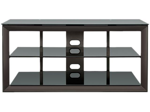 "Bell'O PVS4257 Up to 55"" Dark Pewter TV Stand"