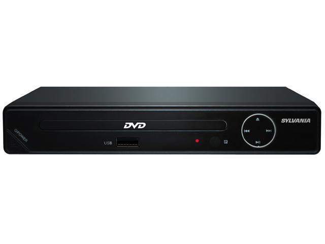Sylvania Compact DVD Player w/ HDMI  – SDVD6670