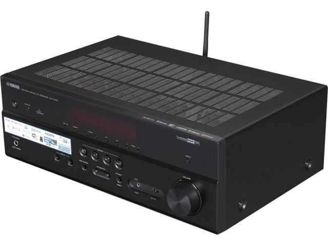 yamaha rx v479 5 1 channel network av receiver with built