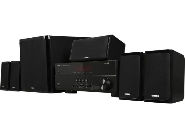 Yamaha yht 4920bl home theater in a box system bluetooth for Home theater yamaha