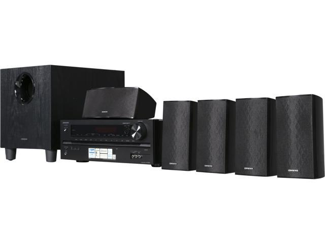 onkyo ht s3800 5 1 channel home theater package. onkyo ht-s3700 5.1 channel home theater receiver system ht s3800 5 1 package c