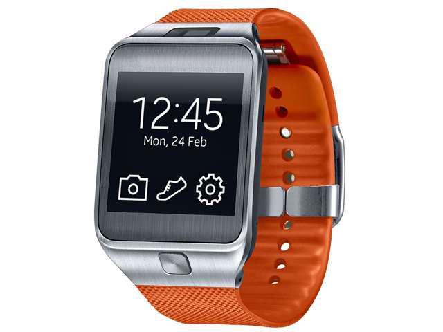Samsung Galaxy Gear 2 WO (SM-R3800MOAXAR) Wearable Electronic Orange