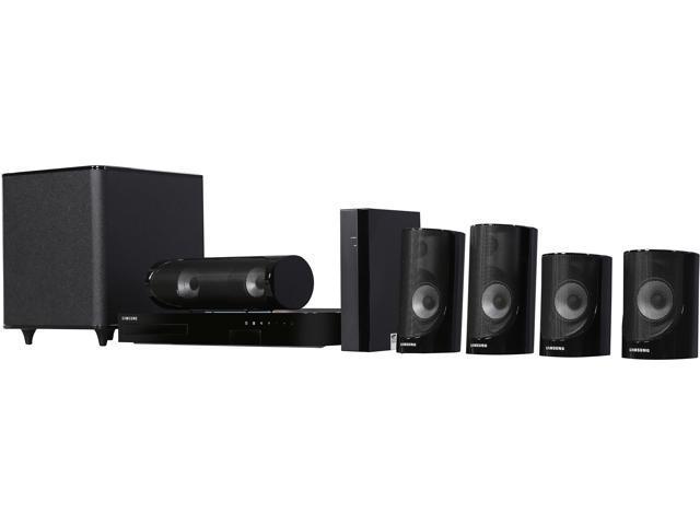 samsung ht j5500w. Samsung HT-J5500W/ZA Home Theater In A Box Ht J5500w T