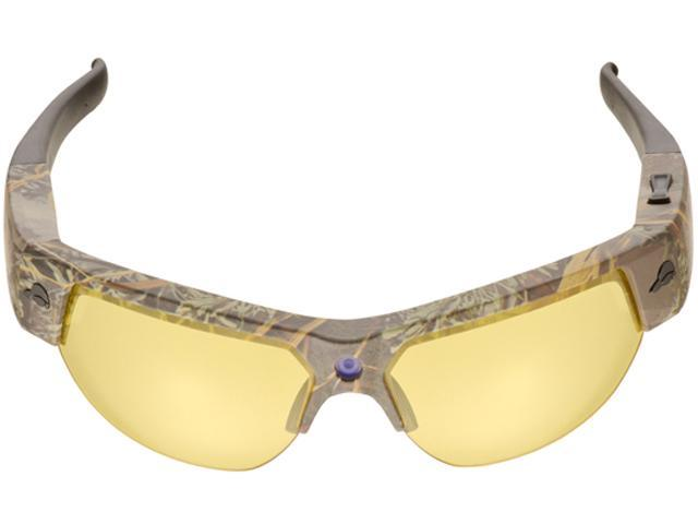 Pivothead Recon RE01 Recon Conceal Video Recording Eyewear Yellow, Clear and Polarized Smoke Grey lenses included