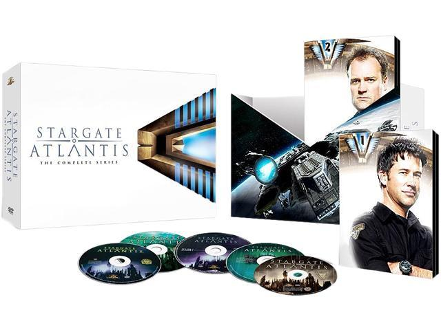 Stargate Atlantis: The Complete Series