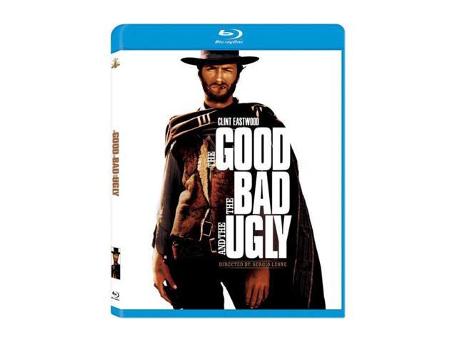 The Good, The Bad And The Ugly [Blu-ray] (1966) Clint Eastwood, Eli Wallach, Lee Van Cleef, Aldo Giuffre, Chelo Alonso
