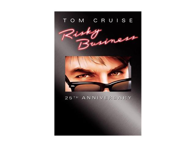 Risky Business (25th Anniversary Edition) (1983 / DVD) Tom Cruise, Rebecca De Mornay, Bronson Pinchot, Joe Pantoliano, Richard Masur