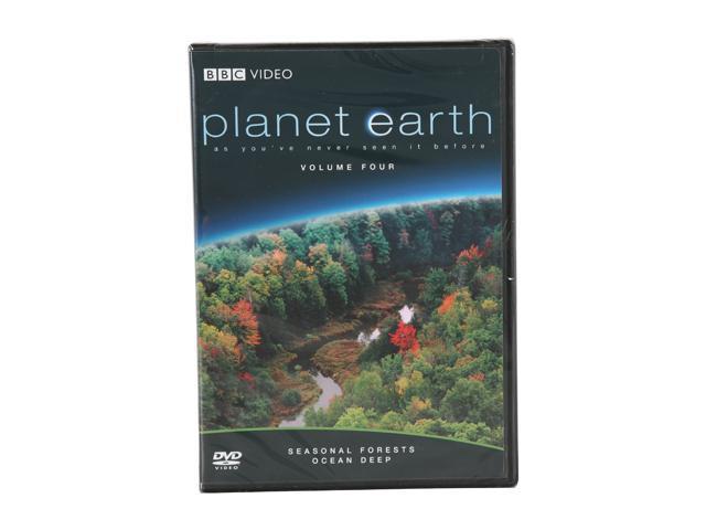Planet Earth,Vol.4:Seasonal Forests/Ocean Deep (DVD/WS/ENG/FREN/SPAN) David Attenborough