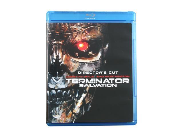 Terminator Salvation (Director's Cut) (Blu-ray / 2009) Christian Bale, Sam Worthington, Anton Yelchin, Moon Bloodgood, Helena Bonham Carter