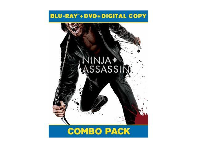 Ninja Assasin (Blu-ray / 2009) Rain, Naomie Harris, Rick Yune, Ben Miles, Sho Kosugi