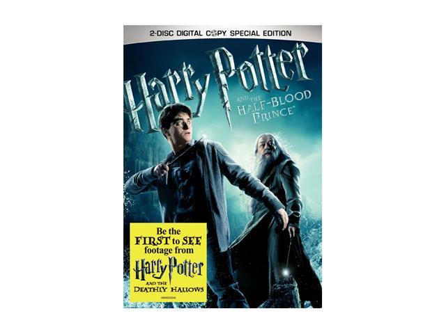 Harry Potter and the Half-Blood Prince (DVD / Two-Disc Limited Special Edition / WS) Daniel Radcliffe, Rupert Grint, Emma Watson, Jim Broadbent, Elarica Gallacher
