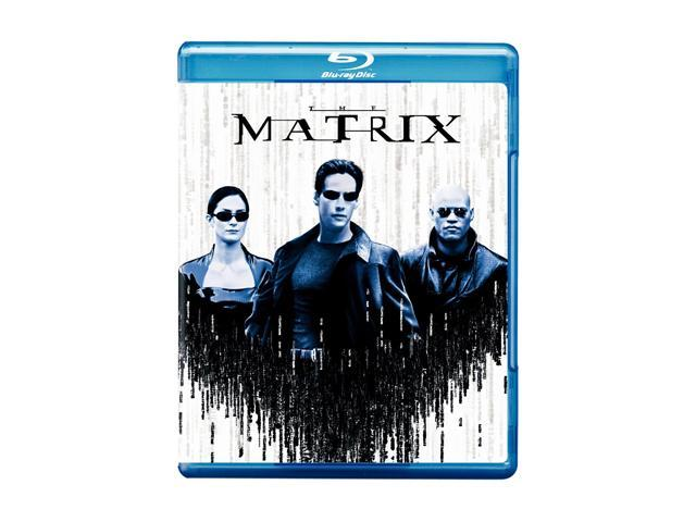 The Matrix (Blu-ray / WS / 1999) Keanu Reeves, Laurence Fishburne, Carrie-Anne Moss, Joe Pantoliano, Hugo Weaving, Belinda Mcclory, Julian Arahanga, Marcus Chong, Robert Taylor, Matt Doran