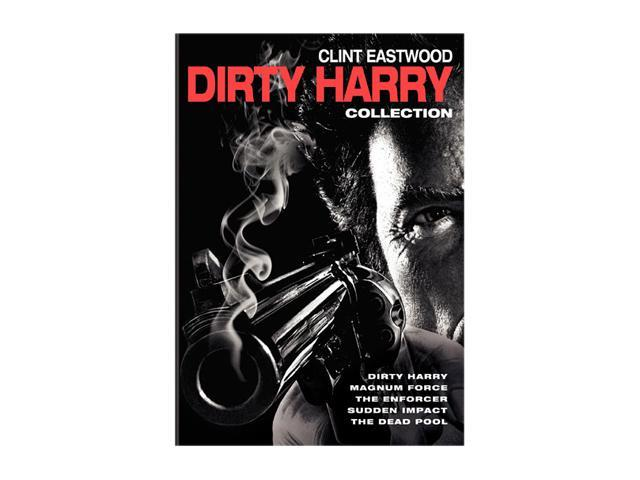 Dirty Harry Collection (1996 / DVD) Clint Eastwood