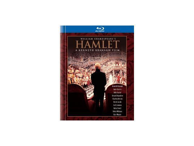 Hamlet Kenneth Branagh, Julie Christie, Billy Crystal, Gerard Depardieu, Charlton Heston, Derek Jacobi, Jack Lemmon, Rufus ...