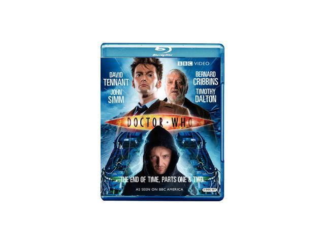 Dr. Who: End of Time Parts 1 & 2