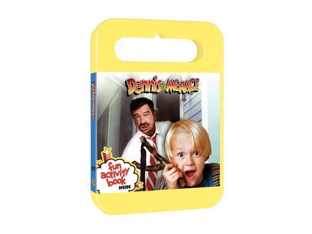 Dennis the Menace (DVD / Kids Activity Book / WS / ENG-FR-SP-SUB) Billie Bird, Daiana Campeanu, Bill Erwin, Mason Gamble, ...