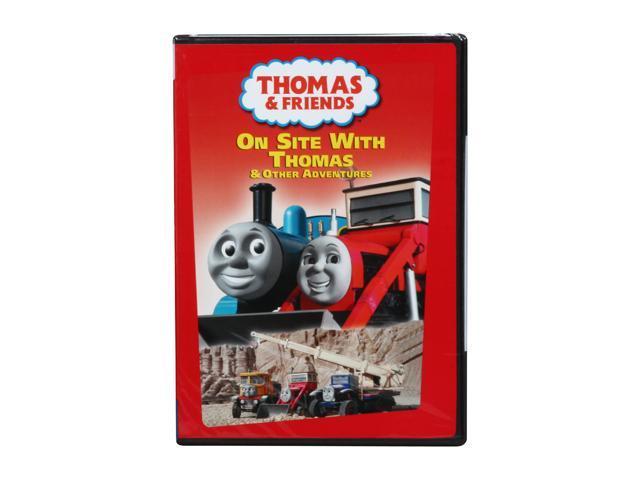 Thomas & Friends: On Site with Thomas  (DVD)