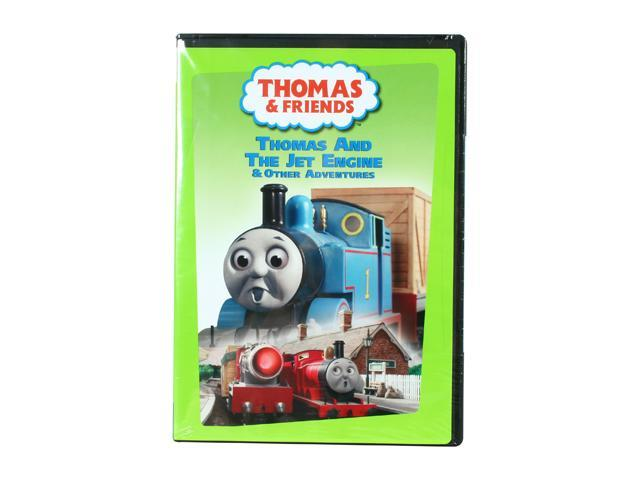 Thomas & Friends: Thomas and the Jet Engine (DVD)