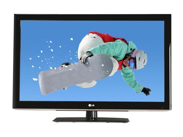 """LG 42"""" 1080p 120Hz LCD HDTV 42LD550"""