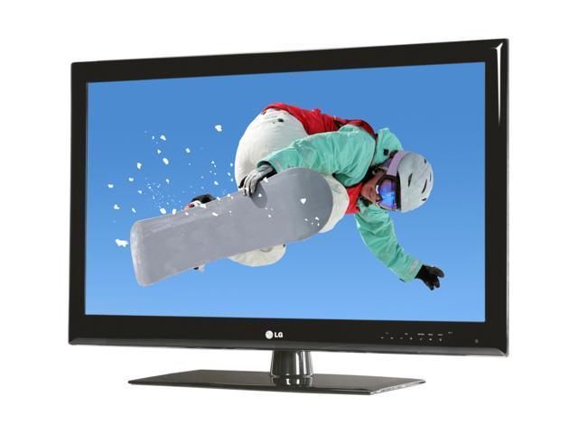 """LG 37"""" 1080p 120Hz LED-LCD HDTV 37LE5300"""