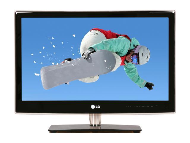 """LG 26"""" 720p 60Hz LED-LCD HDTV 26LV2500"""