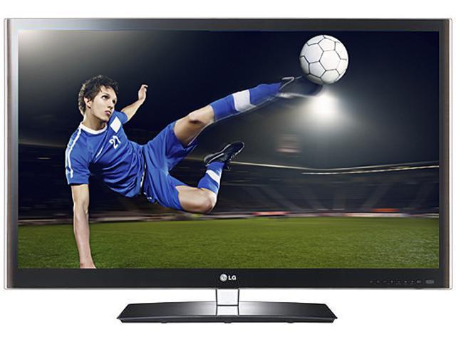 """LG 47"""" 1080p 120Hz LED-LCD HDTV 47LV5500"""
