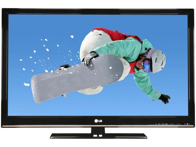 "LG 42"" Class (41.6"" Diag.) 720p 600Hz Plasma HDTV 42PT350"