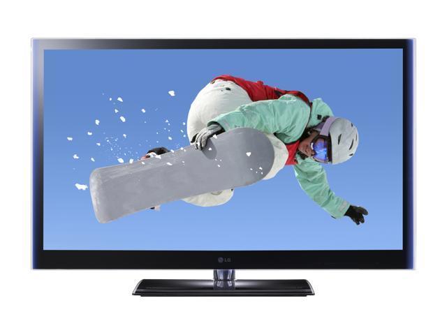 "LG INFINIA 50"" 1080p 600Hz Plasma HDTV 50PZ750"