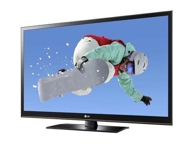 "LG 50"" 720p 600Hz Plasma HDTV 50PT350C"