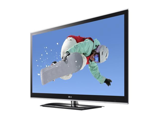 "LG Electronics LG 50"" Class (49.9"" Diag.) 1080p 600Hz Plasma HDTV 50PZ950 50PZ950"