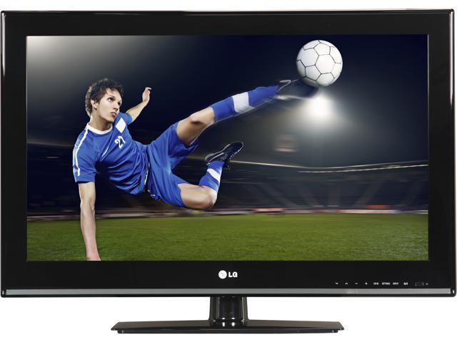 """LG LG 32"""" Class (31.5"""" Diag.) 720p 60Hz LCD HDTV 32CS460"""