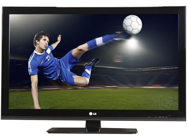 "LG 42"" 1080p 120Hz LCD HDTV 42CS570"