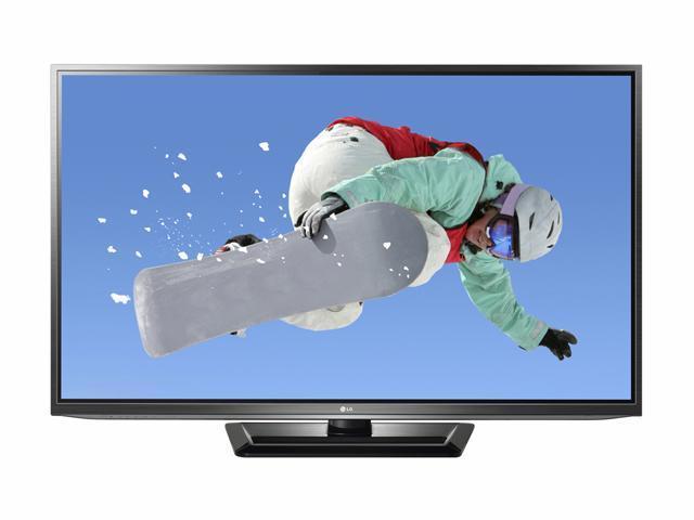 """LG Electronics LG 50"""" Class (49.9"""" Diag.) 1080p 600Hz Plasma HDTV 50PA6500"""