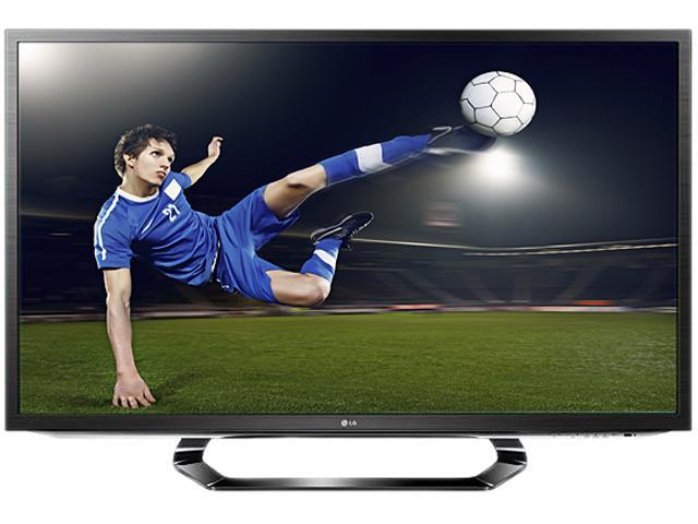 "LG 55"" Class (54.6"" Diag.) 1080p TruMotion 120Hz LED-LCD HDTV 55LM6200"