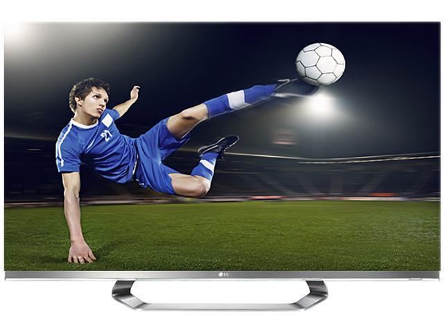 "LG 47"" Class (46.9"" Diag.) 1080p 240Hz LED-LCD HDTV 47LM8600"