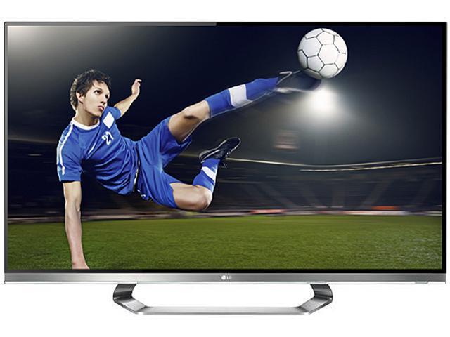 "LG 55"" Class (54.6"" Diag.) 3-D Ready 1080p 240Hz LED-LCD HDTV 55LM8600"