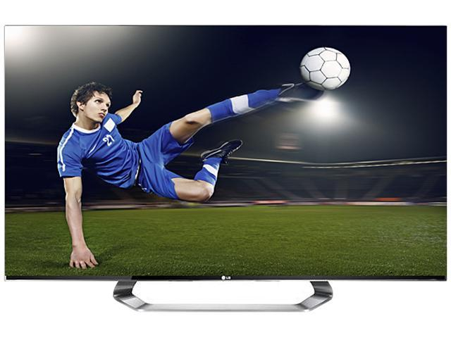 "LG 55"" Class (54.6"" Diag.) 1080p 480Hz LED-LCD HDTV 55LM9600"