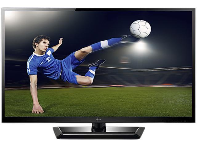 """LG 55"""" 1080p 120Hz Cinema 3D LED TV 55LM4600"""
