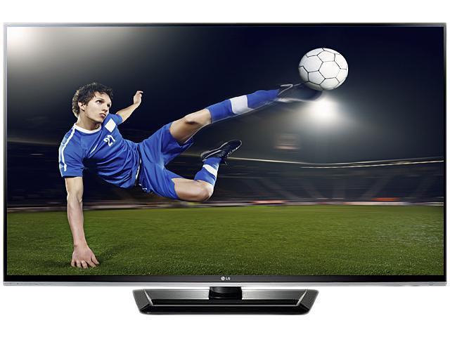 "LG 50"" Class (49.9"" Diag.) 1080p 600Hz Plasma HDTV 50PA550C"