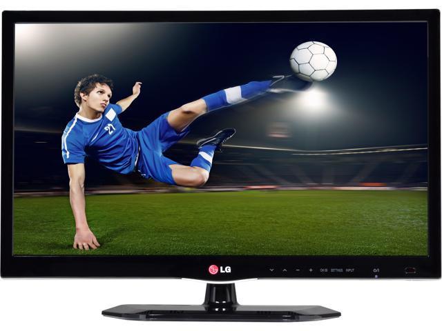 "LG 22"" Class (21.5"" Actual size) 720p 60Hz LED-LCD HDTV - 22LN4500"