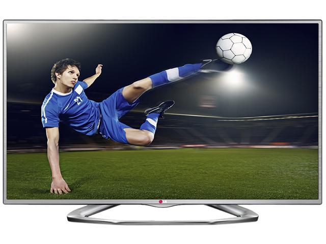 "LG 60 Class (59.5"" Actual size) 1080p 120Hz LED-LCD HDTV 60LN6150"