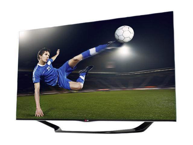 "LG 47"" Class (46.9"" diagonal) 1080p TruMotion 120hz Cinema 3D Smart TV 47LA6900"