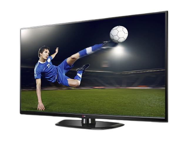 """LG LG 42"""" 720p 600Hz Plasma HDTV 42PN4500"""