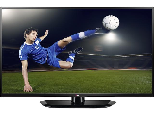 "LG 50"" 1080p 600Hz Plasma HDTV 50PN5300"